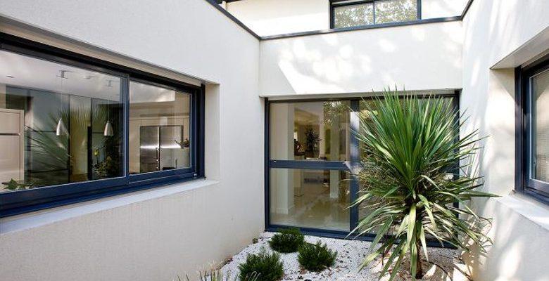 Les fenêtres en aluminium, une solution pour plus de sécurité et d'esthétique