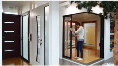 Conception de portes d'entrée : quels sont les matériaux préférés des artisans ?
