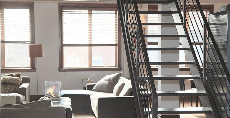 Style de décoration industriel : zoom sur l'escalier en métal