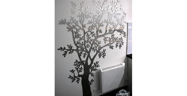 L'inox dans la décoration des maisons à étages