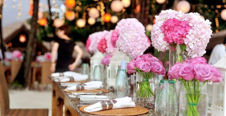 La décoration, un élément incontournable lors d'un mariage